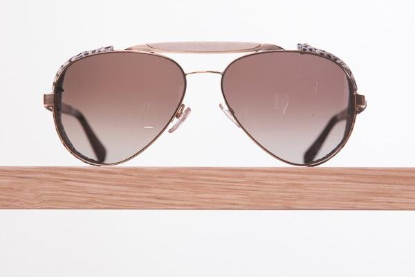 очки Gold & Wood
