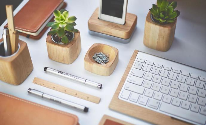 Порядок на рабочем столе - залог продуктивного дня и хорошего зрения